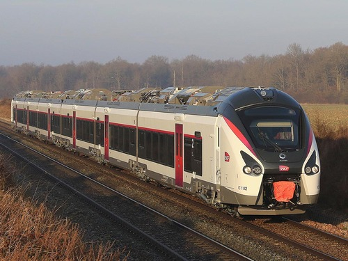 SNCF= La fin des rames tractées!