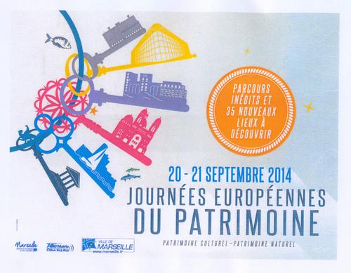 * JOURNEES EUROPEENNES DU PATRIMOINE 2014