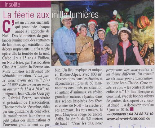 """Isère Magazine"""