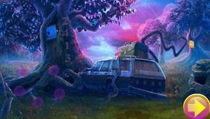 Jouer à G4K Dark river forest escape