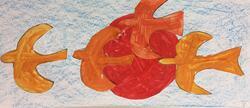 Les oiseaux Georges Braque