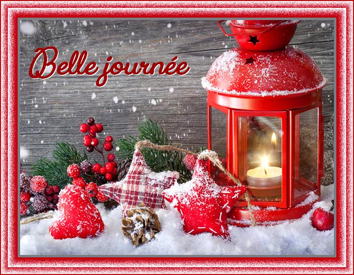 Noël sera là bientôt.....