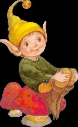 tubes noel / elfes, lutins
