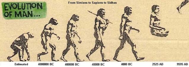 Evolution, quand tu nous tiend!!!