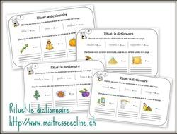 Complément des fiches devoirs de français 6e Harmos