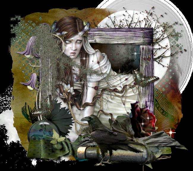"Tutoriel ""A Forsaken Garden"" de Dragonfly's"