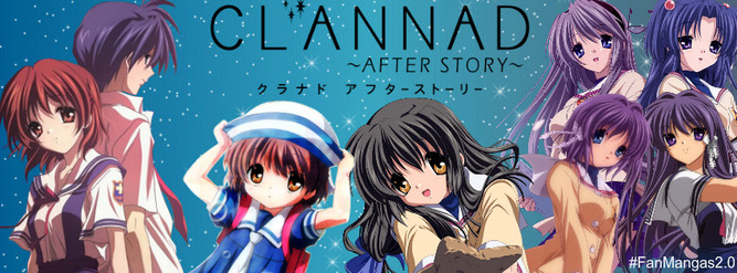 Clannad After Story VOSTFR