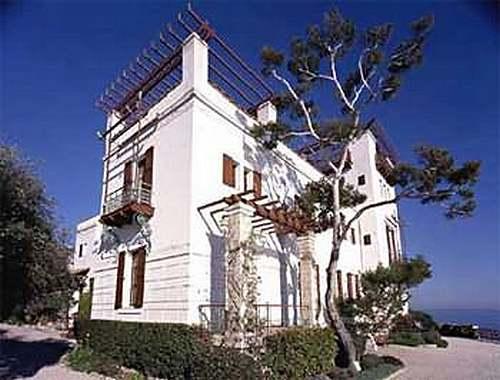 La villa Kérylos à Beaulieu