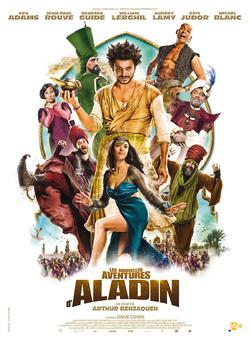 * Les nouvelles aventures d'Aladin