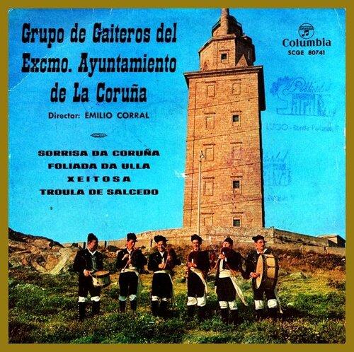 Grupo de Gaiteiros del Excmo. Ayuntamiento de La Coruña - Sorrisa da Coruña