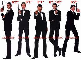 007 : Les 6 acteurs légendaires de James Bond s'affrontent