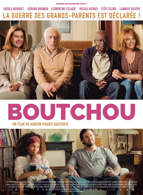 La guerre des grands-parents est déclarée dans BOUTCHOU. Au cinéma le 23 septembre 2020 !