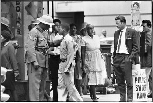 Marion Post Wolcott, photographe de la ségrégation, par Camila Nooagat.