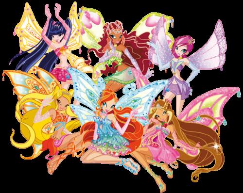 Winx Enchantix!
