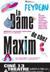 La Dame de chez Maxim (Georges Feydeau)