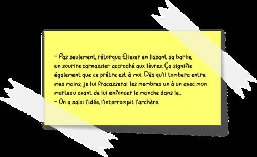 L'Autre Royaume T2 - Le Tombeau des Dieux - Gavriel Howard Feist