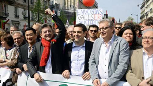 Tsipras, le plan B de l'Eurogroupe