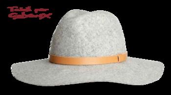 Tubes chapeaux