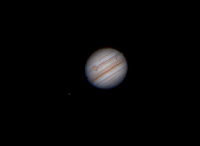 Jupiter 30 août 2021