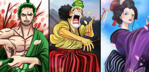 Spoils du Scan One Piece Chapitre 925 VF