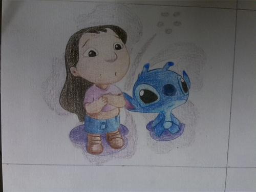 Lilo & stitch : rajeunissement