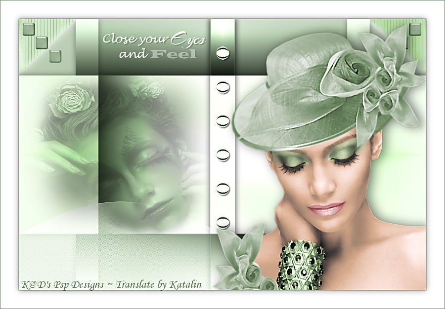 K@D's Psps Designs ~ Close your eyes