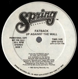 Fatback - Up Against The Wall