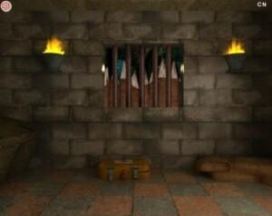 Dark castle jail escape