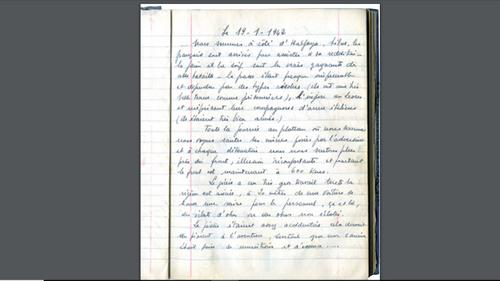 * Il est encore temps de découvrir un document inestimable : les Carnets de Jacques BARDET (BIM-BIMP)