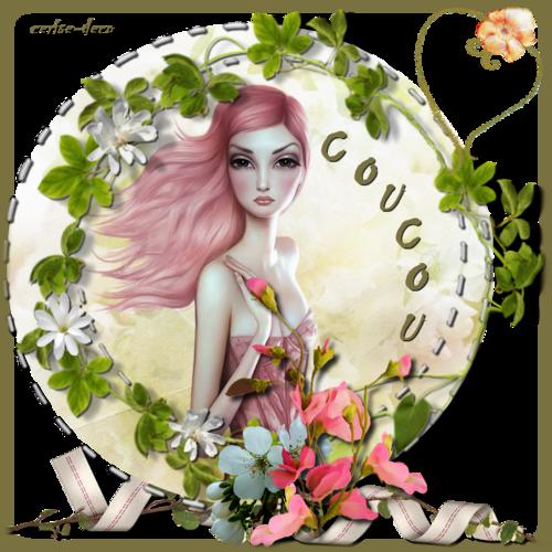 coucou - hello : gifs