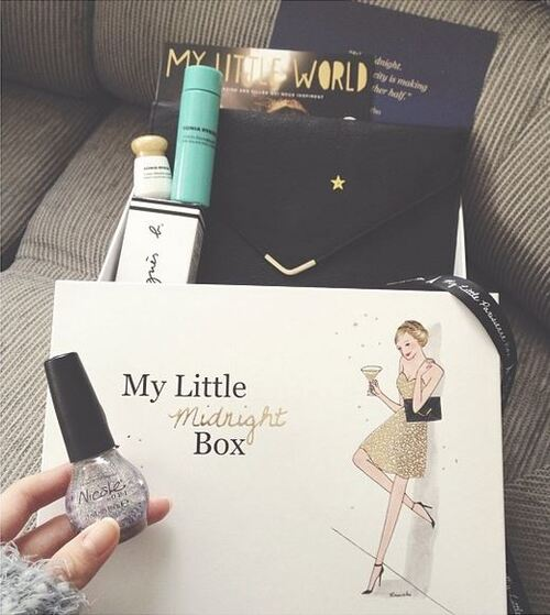 My Litte Box Décembre 2013 ~ Les Spoilers