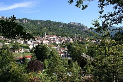 CES BEAUX VILLAGES DE L'ARIEGE RABAT LES TROIS SEIGNEURS