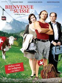 Bienvenue en Suisse: Léa Fazer
