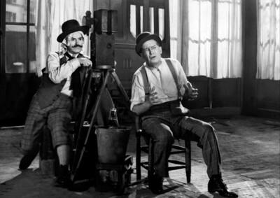 Cinéma muet, comédiens & réalisateurs