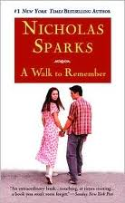 A walk to remember de Nicholas Sparks