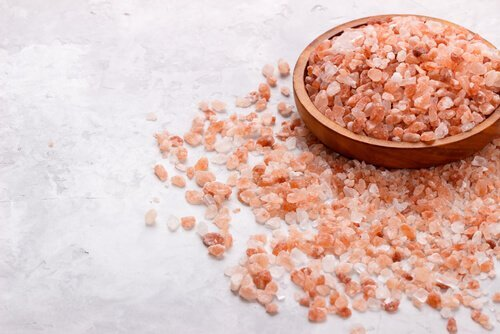 propriétés du sel de l'Himalaya