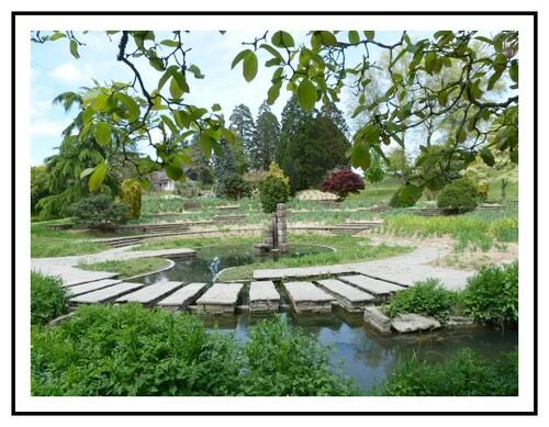 Parc  floral de la Beaujoire a Nantes