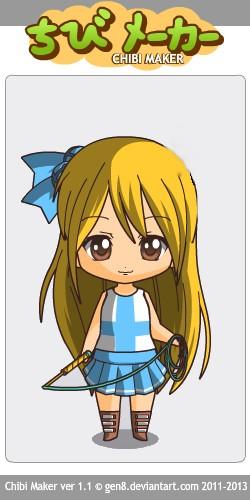 Commande de Shyra Shinoboo : Chibi