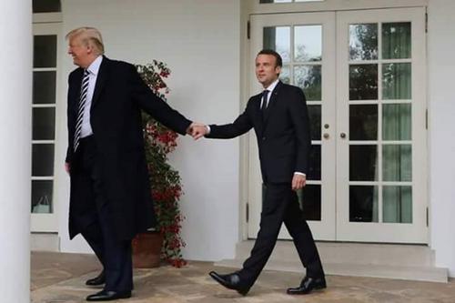Le double échec de Macron un an après son élection