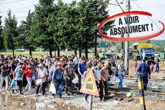 Qui utilise les réfugiés comme arme pour diviser l'Europe ?