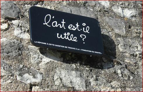 La Fondation du doute à Blois