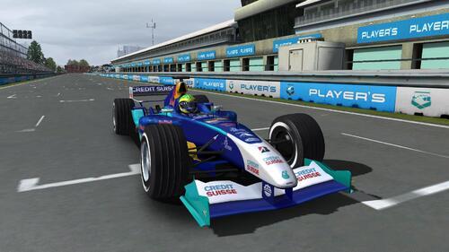 Team Sauber Petronas
