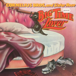 Cornelius Brothers & Sister Rose - Big Time Lover - Complete LP