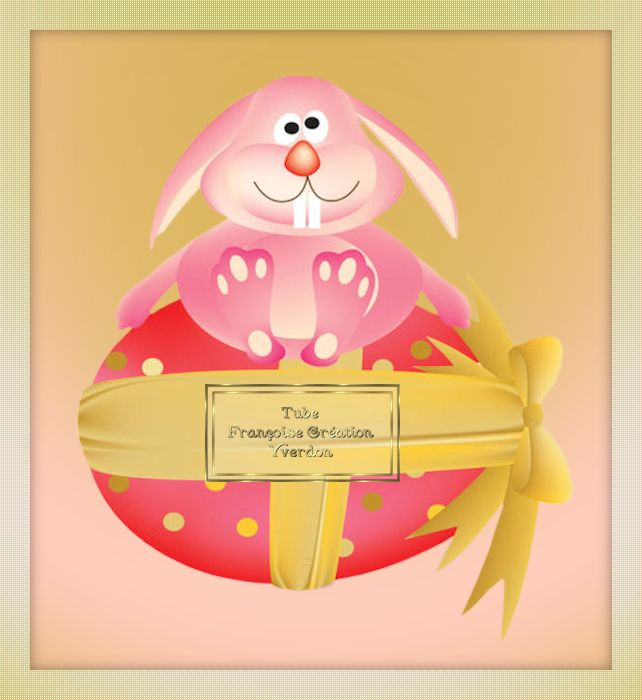 Lapins de Pâques (01 à 07)