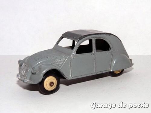 Citroën 2 cv Type A