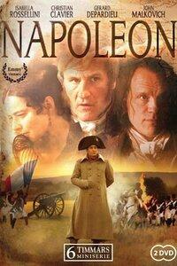 Napoléon : Napoléon Bonaparte, petit militaire Corse est devenu Napoléon, Empereur des Français. Suivez sa vertigineuse ascension d'Arcole à Sainte-Hélène en passant par Austerlitz et Waterloo Jeune général sans affection en 1795, glorieux en Italie l'année suivante, Napoléon BONAPARTE part à la conquête de l'Egypte avant de prendre la tête de l'Etat en 1798. Stratége de génie, réformateur, il devient Empereur des Français en 1804. L'ascension fulgurante de l'héritier de la Révolution est inacceptable pour les monarchies voisines qui se coalisent et jurent sa perte. Pendant dix ans, Napoléon va se battre contre tous. Et pendant dix ans il leur imposera ses ambitions, ses amours, son Empire, avant de connaître la défaite et l'exil. Napoléon mourra dans la solitude en 1821. Mais son destin extraordinaire aura entraîné l'Europe dans une nouvelle ère : celle des temps modernes. ... ----- ... Acteurs : John Malkovich, Heino Ferch, Christian Clavier Date de première diffusion : 7 octobre 2002 Titre Original : Napoléon Statut : Série arrêtée en 2003 Date de diffusion : Janvier 2002