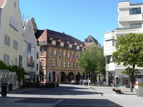 Bregenz, sur le lac de Constance, en Autriçe (photos)