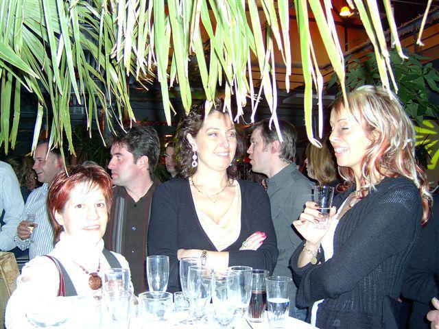 """Le 14 février 2008, soirée de la """"Sans"""" Valentin au Marégrahe .... non de la Saint Valentin"""