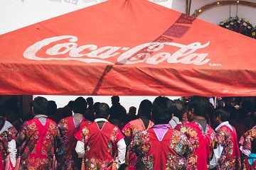 Coca-Cola le vampire du monde ...