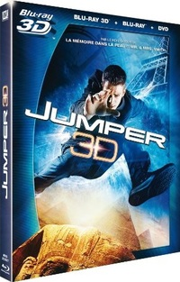 [Blu-ray 3D] Jumper